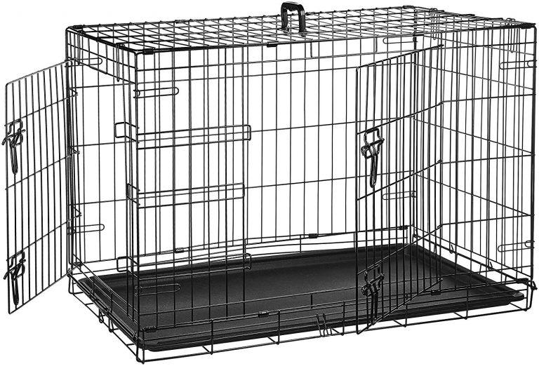 jaula plegable para perros - jaula para perros baratas